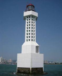 Manyujiao lighthouse [2009 - Xiamen, Fujian, China]