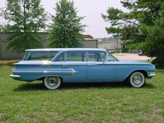 1960 Chevrolet Kingswood Station Wagon