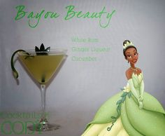 Livin' La Vida Loca: Disney Inspired Cocktails 3