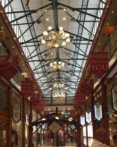 Brisbane Arcade Qld.