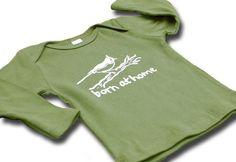 Homebirth --Beckett needs a shirt like this :-)