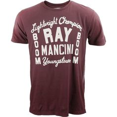 Roots of Fight Ray Mancini Youngstown Shirt - MMAWarehouse.com
