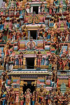 """Part of Hindu Temple """"Sri Shiva Subramania Swami Kovil"""" - Colombo, Sri Lanka   Flickr – Condivisione di foto!"""