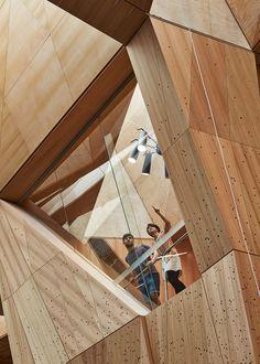 John wardle Architects - Project - Melbourne School of Design, The University of Melbourne - Melbourne Architecture, University Architecture, Industrial Architecture, Australian Architecture, Education Architecture, Commercial Architecture, School Architecture, Residential Architecture, Architecture Details