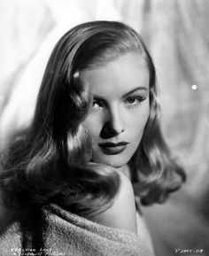 Veronica Lake - Publicity for THIS GUN FOR HIRE