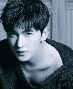 Beautiful Chinese actor, Yang Yang - currently in Cdrama, A Smile is Beautiful (on DramaFever)