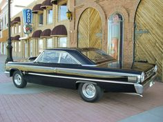 Ford Galaxie 500 Fastback - Supercars.net