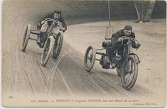 MOTORCYCLE 74: The early days - Board track racing - Murderdromes