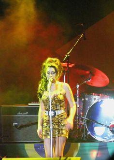 Amy Winehouse HSBC Arena Rio de Janeiro Av. Embaixador Abelardo Bueno Brazil Brasil 2011