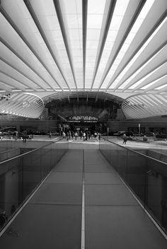 Oriente's train station https://www.facebook.com/Lisboninformation