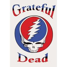 The Grateful Dead brings this white cotton tapestry, featuring their iconic Steal Your Face emblem in a classic red and blue band logo graphic. Tie Dye Tapestry, Wall Tapestry, Tapestry Weaving, Grateful Dead Merchandise, Hippie Shop, Red Images, Skull Logo, Beach Wall Art, Band Logos