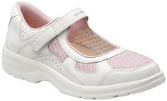 Dr Comfort Womens SUSIE Pink Diabetic Extra Depth Athletic Velcro Shoe 7W Pink * Details can be found by clicking on the image.