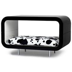 Cama para perros y gatos innovadora para casas minimalistas