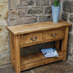 Rustic Furniture Plans Floating Shelves New Ideas Painted Furniture Ideas Stencil, Rustic Furniture, Entryway Furniture, Diy Outdoor Furniture, Patio Furniture Cushions, Rustic Furniture Plans, Small Bedroom Furniture, Rustic Floating Shelves, Pallet Furniture Outdoor