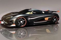 Koenigsegg One car...... How many times am I allowed to be in love, all at once?