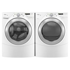 Costco: Whirlpool® Duet® Washer and Dryer Set