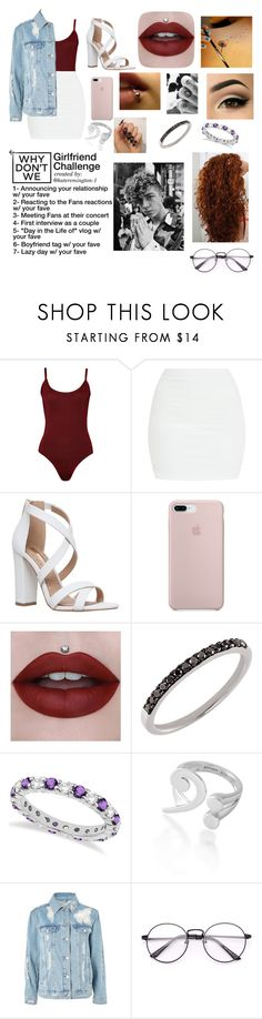 """""""Boyfriend Tag with Jack"""" by kenna-kenna ❤ liked on Polyvore featuring WearAll, Miss KG, Allurez, Avery and Topshop"""