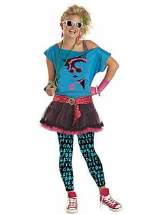 80s Fashion For Boys Costumes s Fashion Trends for