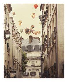 Paris is a Feeling Kunstdrucke von Irene Suchocki bei AllPosters.de