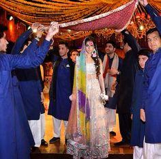 Instagram @zanesully Beautiful memories of #zehramec Mehndi night. #Lahore #pakistan2015 #takemeback