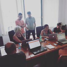 Nessuno di noi è in gamba quanto noi tutti messi insieme #teamplanadv #teamwork #agencylife #agency #team #ilovemyjob #branding… Messi, Branding, Instagram, Brand Management, Identity Branding