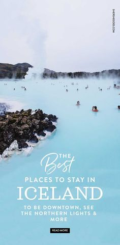 Where to Stay in Reykjavik: Northern Lights, Downtown & More find out the best places to stay in iceland and reykjavik in this icelandic travel guide. iceland things to do in, iceland photos, reykjavik hotels, reykjavik things to do Iceland Travel Tips, Europe Travel Guide, Best Travel Guides, Iceland Destinations, Holiday Iceland, Iceland Photos, See The Northern Lights, Places To Travel, Europe
