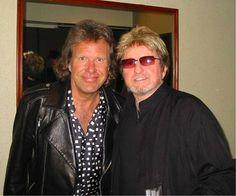Keith and Jon