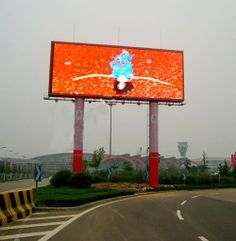 Epistar P25 Outdoor Advertising LED Display Rental For Stage (P25 outdoor DIP led display) - China P25 Outdoor Led Display;outdoor led sc...