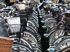 Copenhagen's Design Manual for Bicycle Infrastructure & Parking