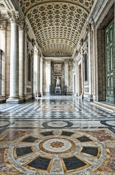 San Giovanni in Laterano, Rome by Agostino Granatiero on 500px