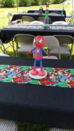 Spiderman Fofucha