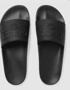 0525620c374 Men Gucci Slide Sandal Authentic Size 14