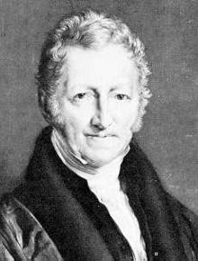 Thomas Robert Malthus (1766-1834) | Popularised the economic theory of rent and famous for the concept of Malthusian catastrophe