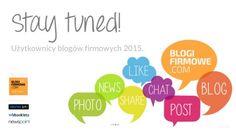 """Jesteście ciekawi kto czyta blogi firmowe? Dowiecie się tego z badania """"Użytkownicy blogów firmowych 2015"""" przygotowanego przez blogifirmowe.com, w którym Newspoint ma swój udział. Polecamy! http://blogifirmowe.com/2015/09/02/badanie-kto-czyta-blogi-firmowe/"""