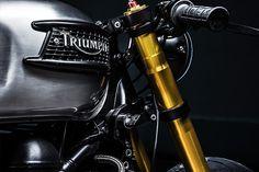 Triumph Bonneville – The Bullitt  |  Pipeburn.com