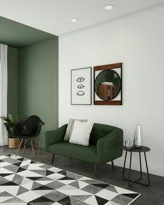 Home Room Design, Interior Design Living Room, Living Room Designs, Room Interior, Bedroom Wall, Diy Bedroom Decor, Living Room Decor, Home Decor, Room Colors