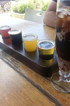 Cowaramup Brewery WA Beer Tasting Paddle