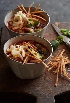 Easily the best Chicken Tortilla Soup ever from http://www.whatsgabycooking.com (@Whatsgabycookin)