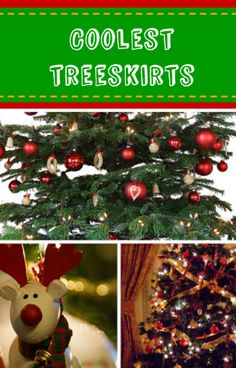 Faux Fur Tree Skirt - These tree skirts will liven up your Christmas tree. Christmas Items, All Things Christmas, Christmas Fun, Holiday Fun, Christmas Ornaments, Holiday Decor, Faux Fur Tree Skirt, Snowflake Images, Warm Socks