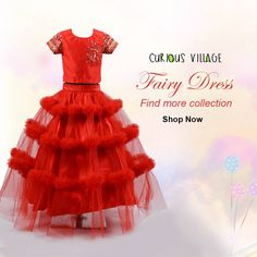 Shop Designer Birthday Dresses Gowns, Girls Party Dresses Online, Princess Dresses For Girls, Designer Lehenga For Kids At Matchless Price. Buy Gowns Online, Party Dresses Online, Party Gowns, Girls Party Dress, Birthday Dresses, Girls Dresses, Trendy Fashion, Kids Fashion, Pink Dress