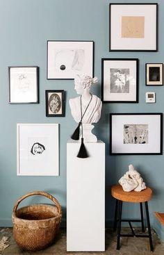 Gallery Wall Ideas -