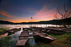 Tamblingan Lake, District of Banjar, Buleleng, Bali, Indonesia
