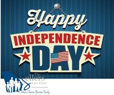 In honor of independence day, our office will be closed tomorrow, Wednesday, July 4, 2018, and we will have limited hours for the remainder of the week.    From our family to yours, we want to wish everyone a Happy Independence Day tomorrow!   Always remember the sacrifices made by our armed forces in continuing to ensure we have our freedom.