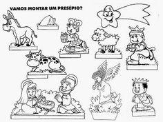Catequese de S.Julião: Presépios - Atividade de Grupo