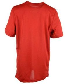 Nike Kids' Unlv Runnin Rebels Dri-fit Legend Logo T-Shirt - Red XL
