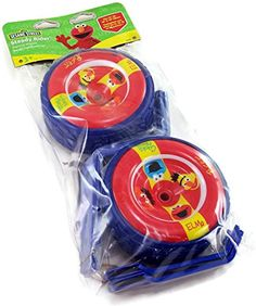 Bicycle Training Wheels - Sesame Street Red and Blue Steady Rider Bike Training Wheels -- You can get more details by clicking on the image.