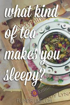 Learn what kind of tea makes you sleepy and have a restful, relaxing night. Valerian Root For Sleep, Teas For Headaches, Cold Home Remedies, Natural Remedies, Tea For Colds, Sleep Tea, Mint Plants, Lavender Tea, Peppermint Tea