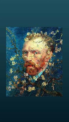 - You are in the right place about minimalist draws Here we offer you the most beautiful pictures ab - Vincent Van Gogh, Van Gogh Wallpaper, Iphone Wallpaper, Van Gogh Tattoo, Van Gogh Self Portrait, Van Gogh Almond Blossom, Van Gogh Sunflowers, Van Gogh Art, Van Gogh Museum