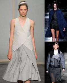 New York Fashion Week spring/summer 2013: Top trends  Relaxed silhouettes