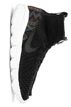 "Nike Air Footscape Magista Flyknit ""BHM"" 824419-001 Black History Month HTM"